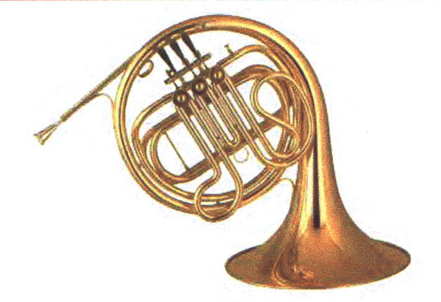 Picture of french horn - BRAND NEW E.M.WINSTON FRENCH HORN OUTFIT MODEL 101L