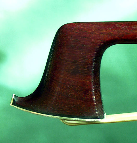 Picture of violin bow - A Violin Bow by W E Hill & Sons