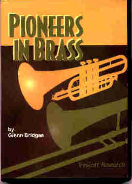 Picture of music book - Pioneers in Brass 4th edition