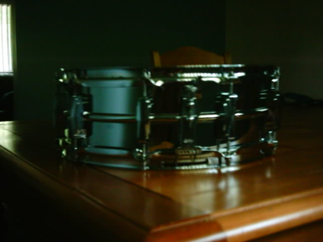 Picture of snare drum - Ludwig 1966 Snare