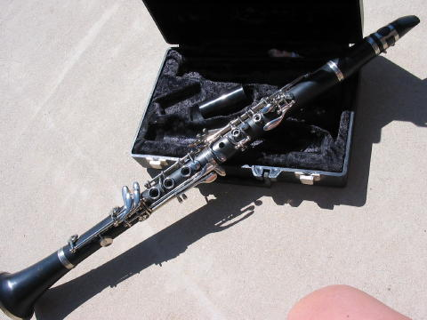 Picture of clarinet - Artley Student Clarinet, Model 17S