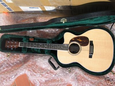 Picture of acoustic guitar - Martin 000-16 RGTE