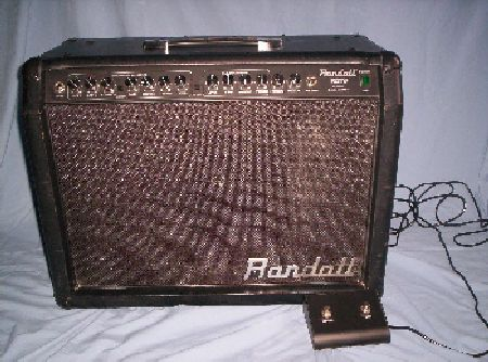 Picture of amplifier - Roland RG75 Combo Amp