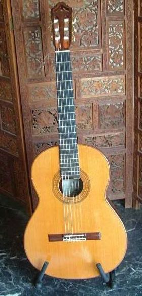 Picture of acoustic guitar - Concert Classical Guitar by Deiter Hopf