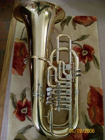 Picture of tuba - PT-16 for sale NEW LOWER PRICE!