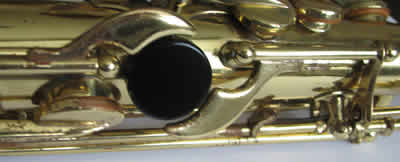 Picture of saxophone - SELMER MK6 ALTO WITH LOW A AND HIGH F# KEY