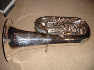 Picture of tuba - B&S PT-6