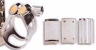 Picture of clarinet - Vandoren Optimum Ligature