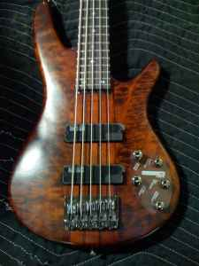 Picture of bass guitar - Ibanez SR 905