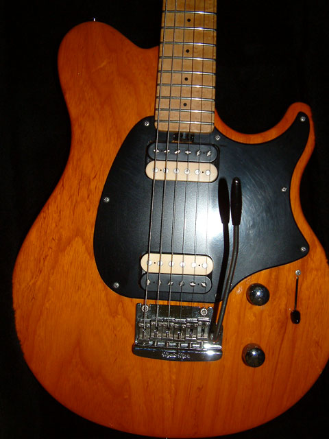 Picture of electric guitar - MusicMan Axis Sport w/OHSC