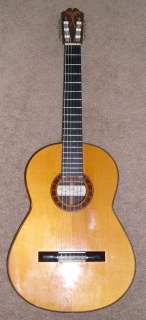 Picture of acoustic guitar - 1979 Paul Fischer