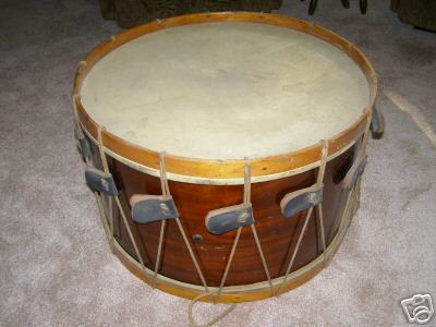 Picture of snare drum - Roop Drum