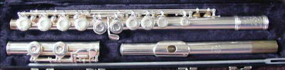 Picture of flute - Gemeinhardt 22SP Flute Great Condition