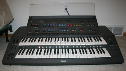 Picture of organ - For Sale: Yamaha HX-1 w/ MDR-2, Excellent Condition