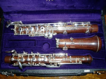 Picture of oboe - Violetwood Loree c+3, OR32, 2003