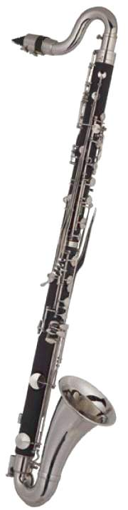 Picture of bass clarinet - Bass Clarinet Brand New