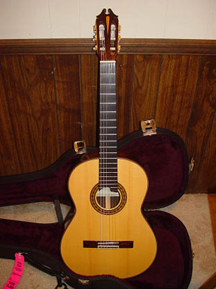 Picture of acoustic guitar - Juan Hernandez Special Series