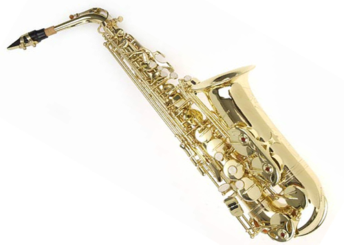 Picture of saxophone - Saxophones Starting At Only 289.00
