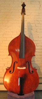 Picture of double bass (contrabass) - Wilfer Viol Model
