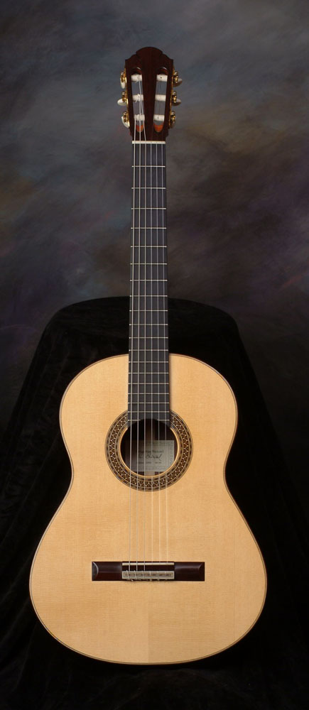 Picture of acoustic guitar - 2006 Sebastian Stenzel for sale