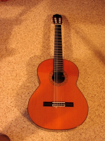 Picture of acoustic guitar - Esteve GR11 2000, barely used