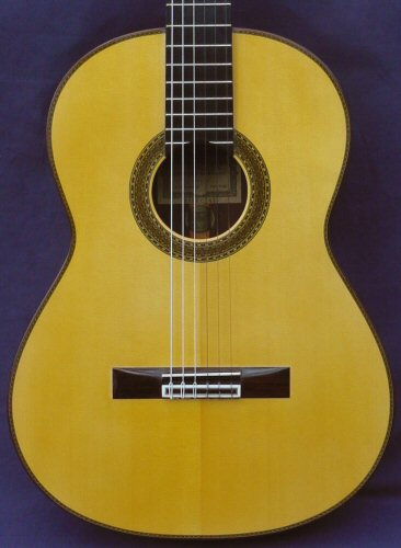 Picture of acoustic guitar - Paulino Bernabe Especial