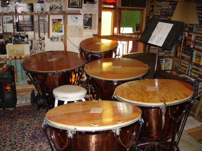 Picture of timpani - 5 Ringers for Sale