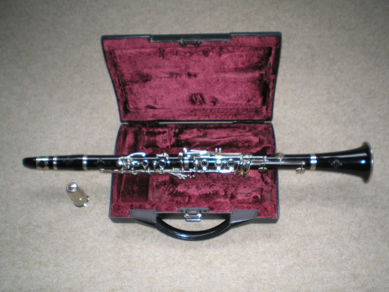 Picture of clarinet - Buffet Crampon Clarinet