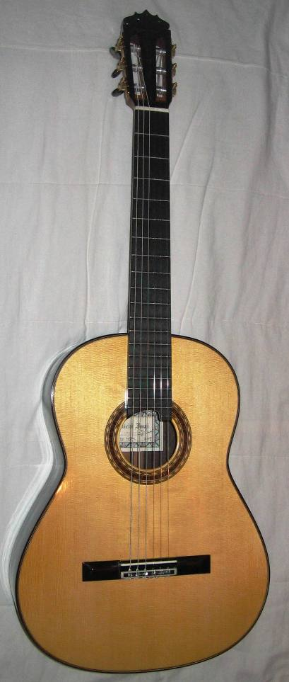 Picture of acoustic guitar - Yuichi Imai,Limited model 2008,spruce