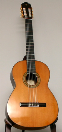 Picture of acoustic guitar - Prudencio Saez Model 130 Classical Guitar with Cedar Soundboard