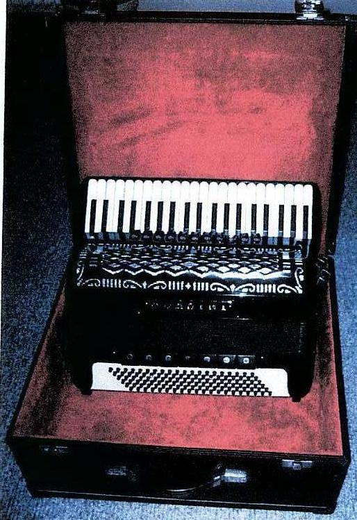 Picture of accordion - Borsini for sale