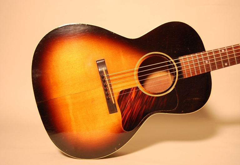 Picture of acoustic guitar - vintage acoustic guitars for sale