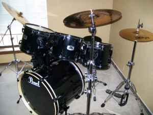 Picture of drum kit - Pearl EX