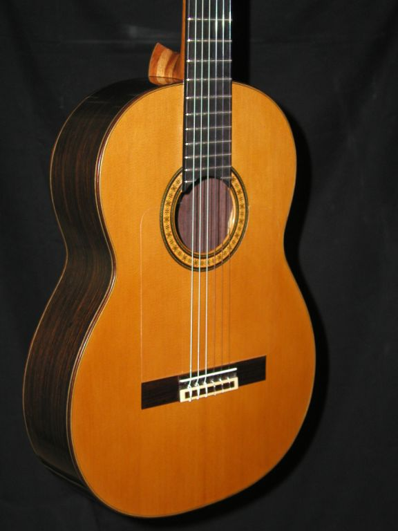 Picture of acoustic guitar - 1991 GERUNDINO FERNANDEZ