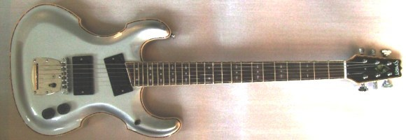 Picture of electric guitar - Spirit 220-D