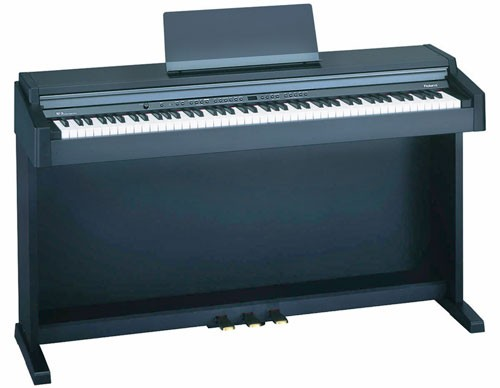 Picture of electric piano - Korg Pa2XPro 76-key Arranger Keyboard, Roland RD-300GX 88-key Digital Stage Pian