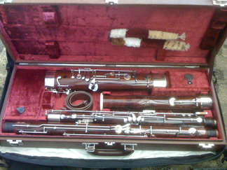 Picture of bassoon - Kroner 450c for sale