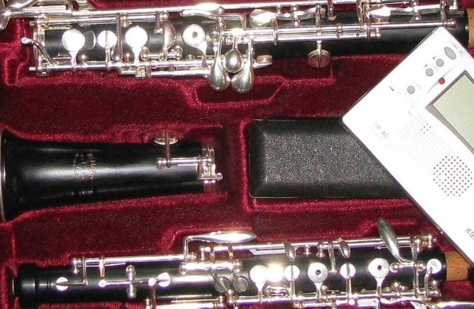 Picture of oboe - renard oboe model 333 ment condition