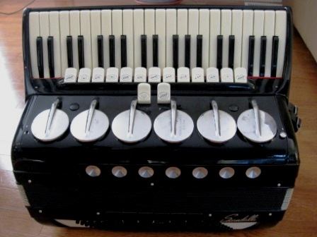 Picture of accordion - Scandalli (Vintage)