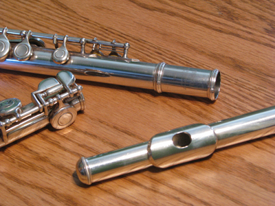 Flute for sale yamaha student flute 221 excellent condition for Yamaha yfl225s flute sale