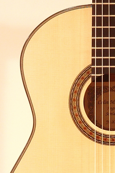 Picture of acoustic guitar - Colin morison Spruce Top Classical Guitar