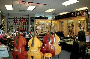 Picture of woodwind instrument - Musical Instrument Rentals Available