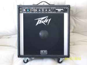 Picture of amplifier - Peavey Nashville 400 amplifier