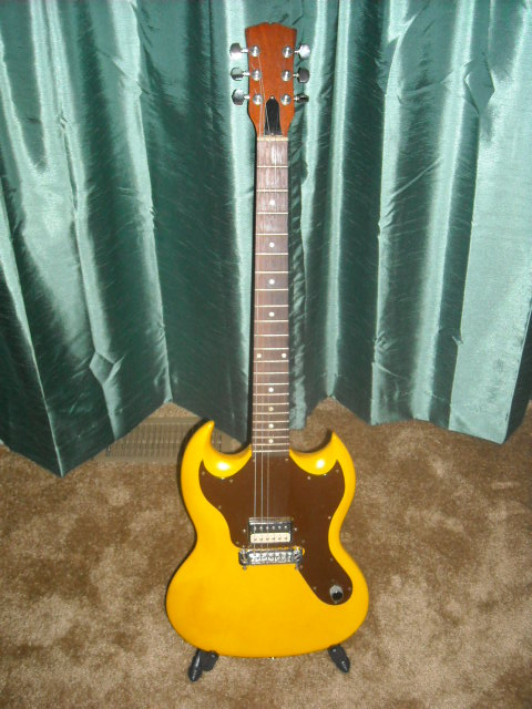 Gassin' for an SG JR | Page 2 | My Les Paul Forum