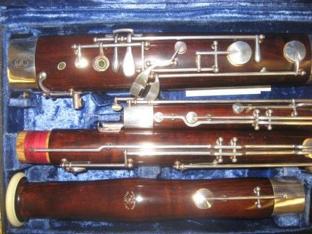 Picture of bassoon - ++++ Fox Model 201 ++++
