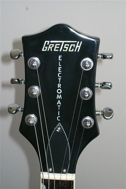 Picture of electric guitar - Gretsch Electromatic