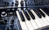 Picture of electric piano - Roland G70