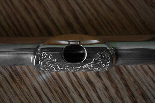 Picture of flute - Drelinger Sterling Silver Head w/ Platinum Air Reed