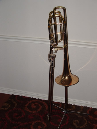 Picture of bass trombone - Bach 50BG