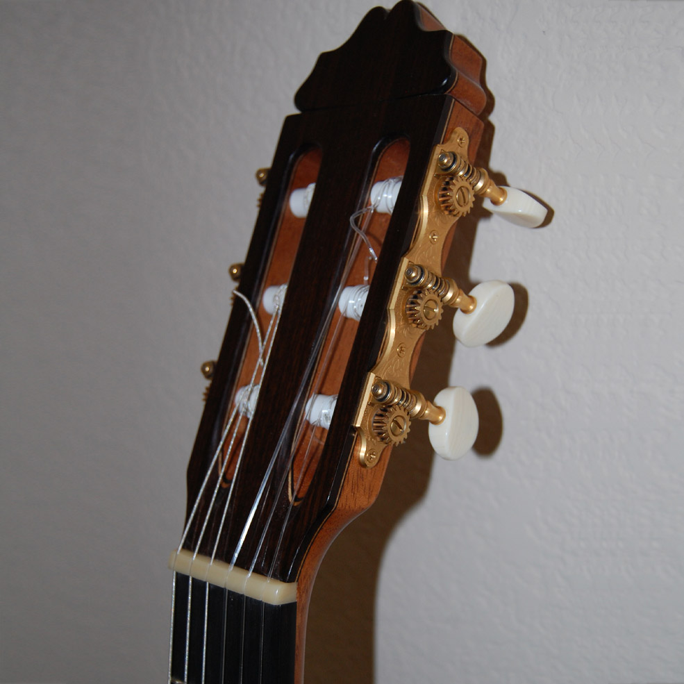 Picture of acoustic guitar - MARK USHEROVICH - 2010 SOLD!